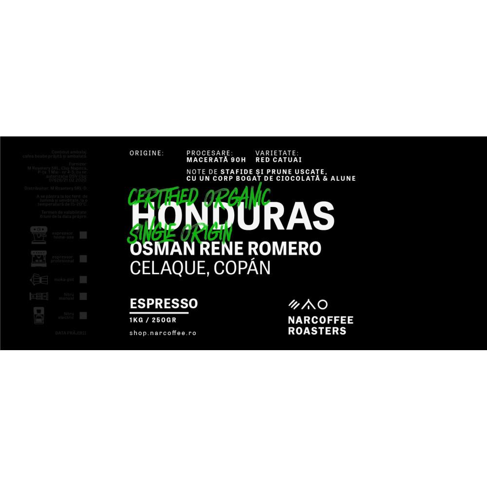 Honduras Osman Rene Romero Organic Espresso