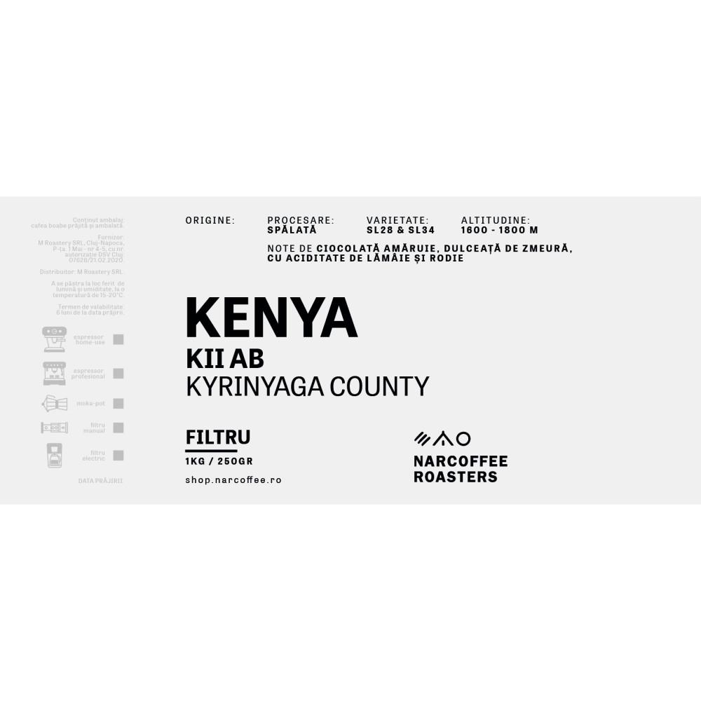 Kenya KII AB Filtru
