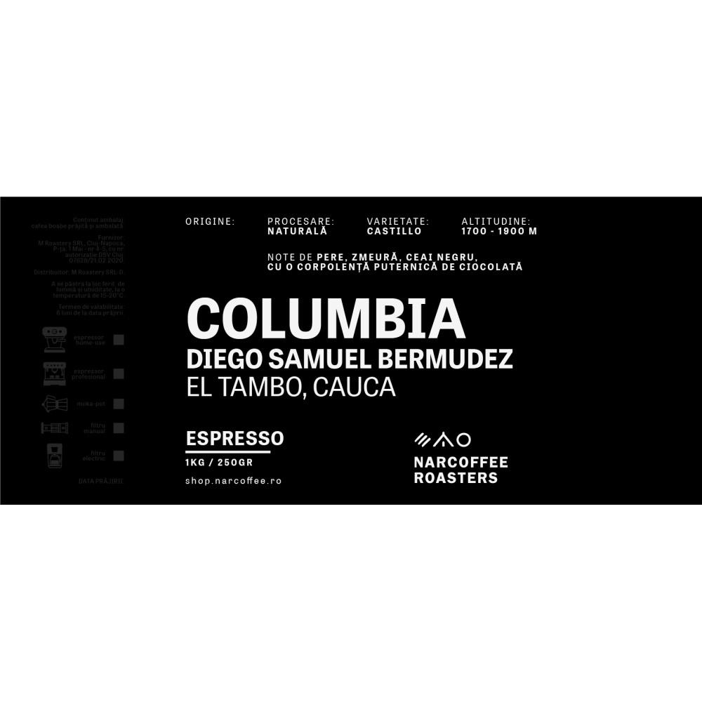 Coumbia Diego Samuel Bermudez Espresso