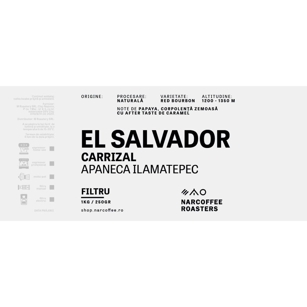 El Salvador Carrizal Filtru