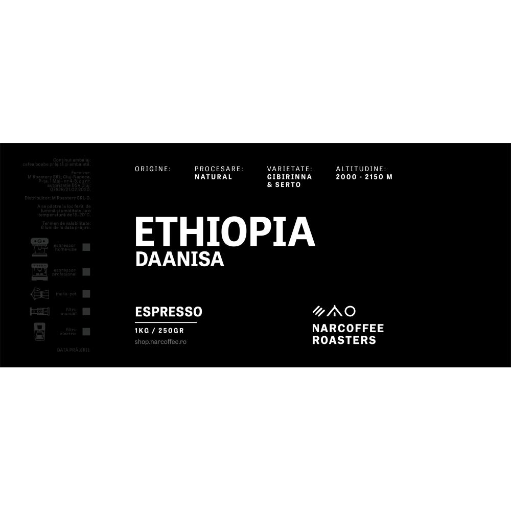Ethiopia Espresso