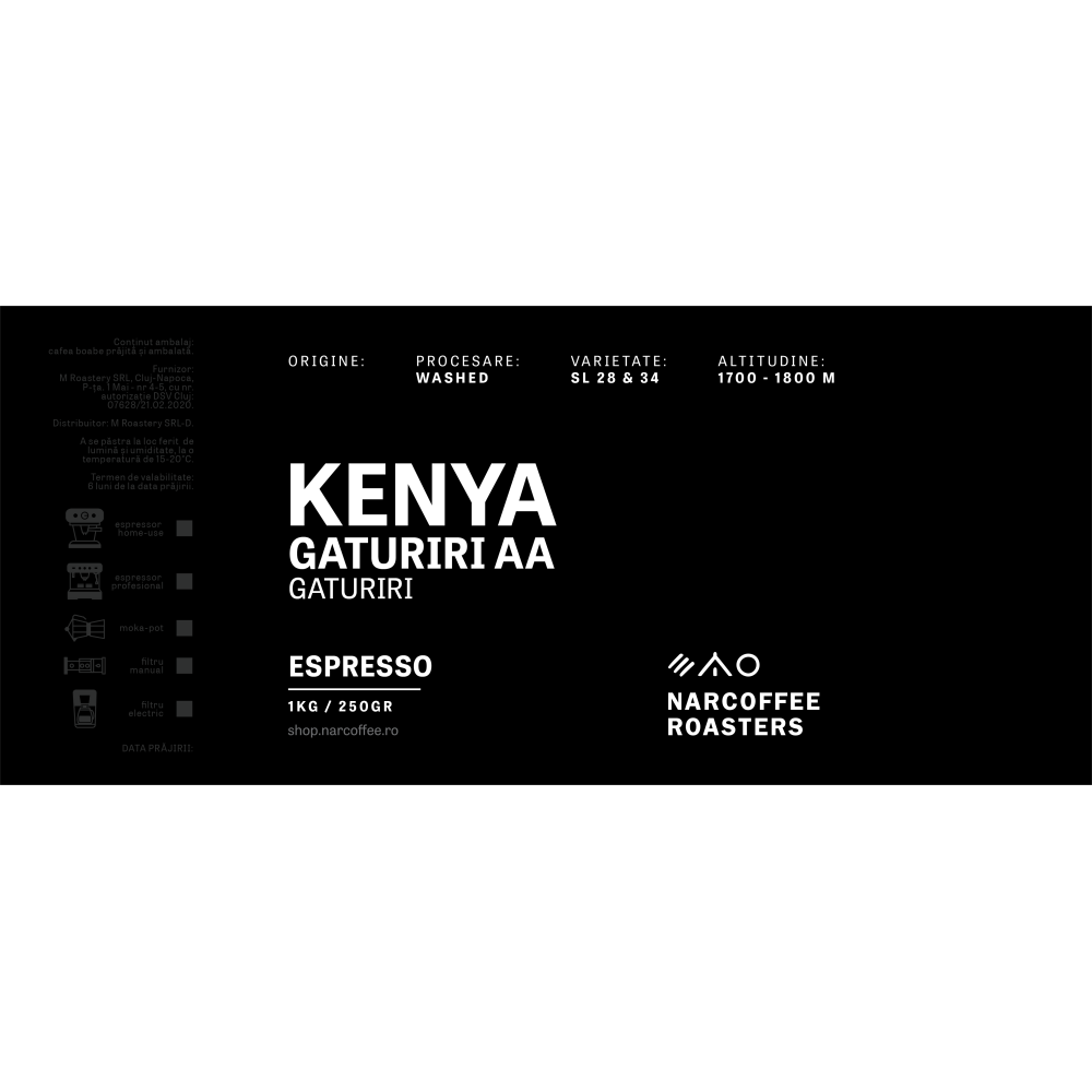 Kenya Espresso