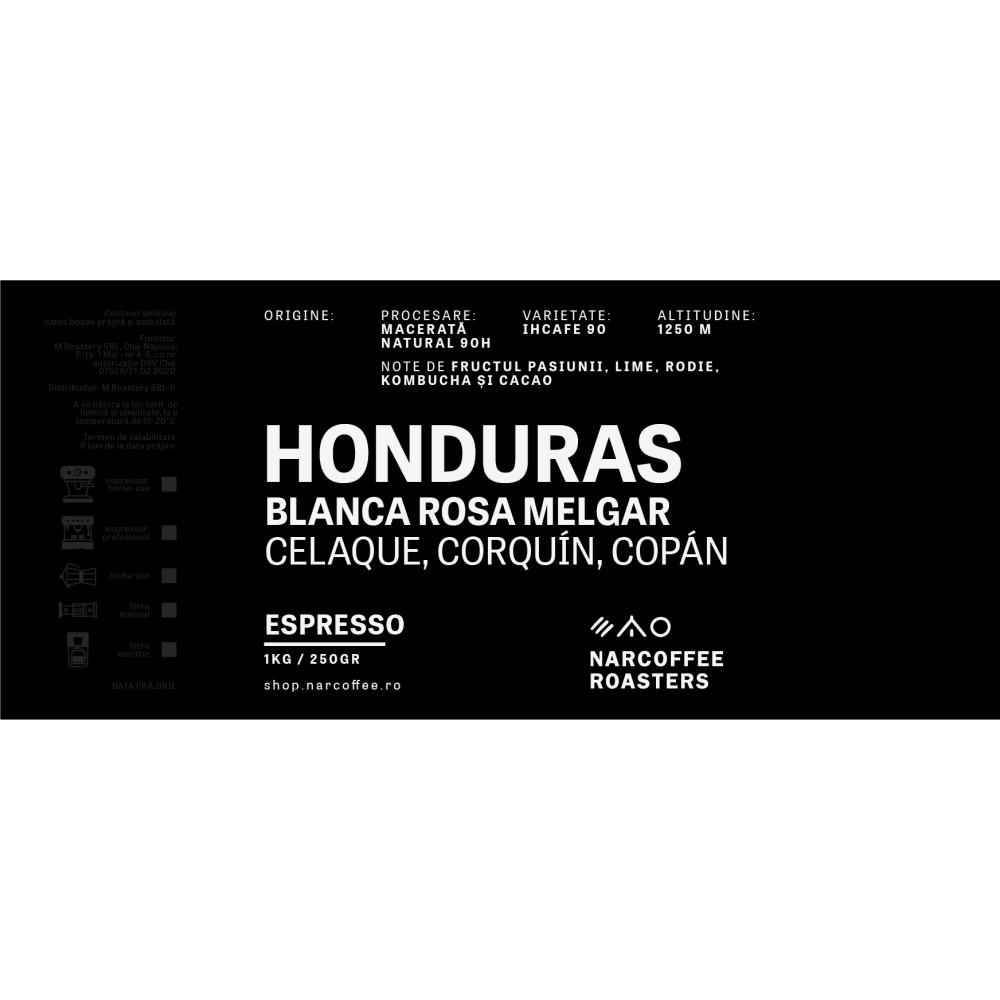 Honduras Blanca Rosa Melgar Espresso