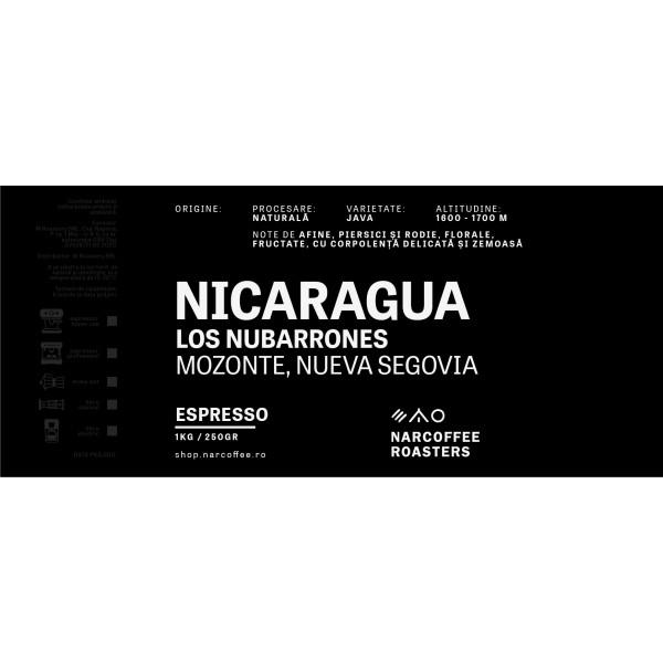 Nicaragua Los Nubarrones Espresso