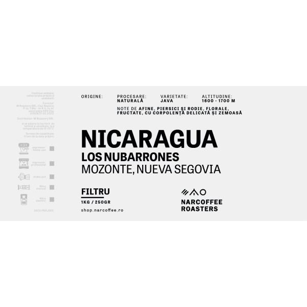 Nicaragua Los Nubarrones Filtru