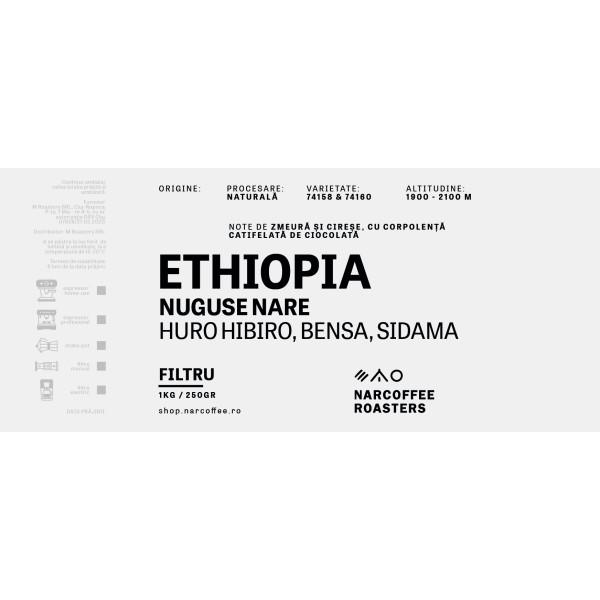 Ethiopia Nuguse Nare Filtru