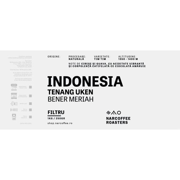 Indonesia Tenang Uken Filtru