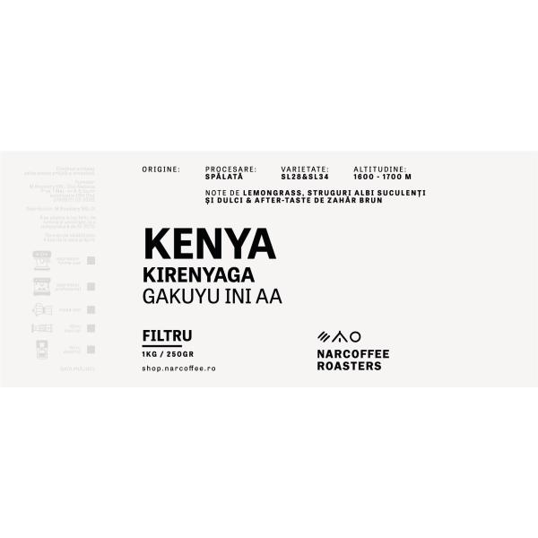 Kenya Kirenyaga Filtru