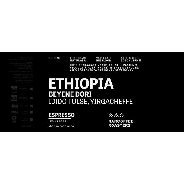 Ethiopia Beyene Dori Espresso