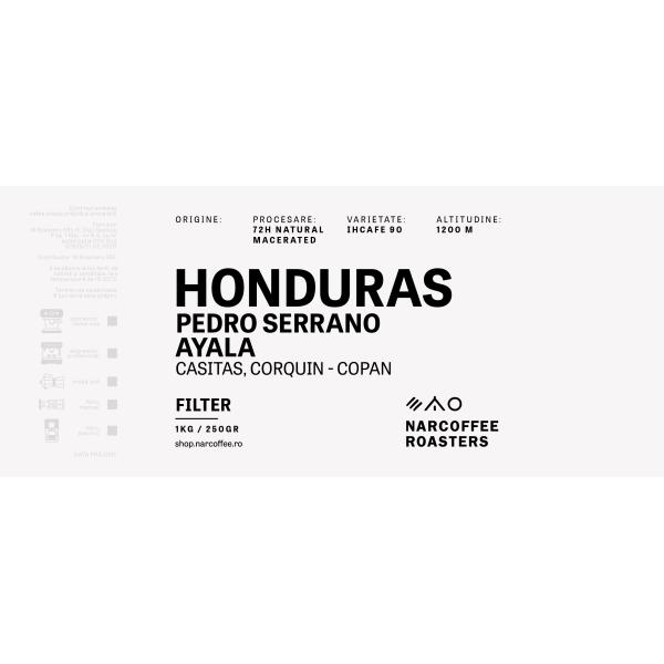 Honduras Pedro Serrano Filtru