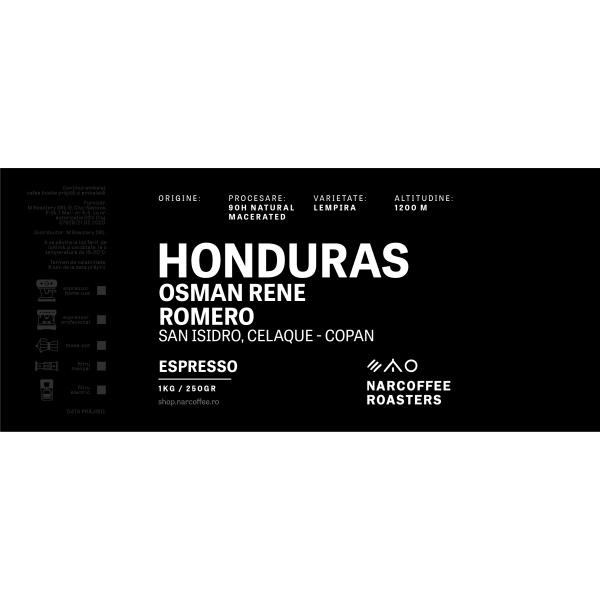 Honduras Osman Rene Romero Espresso