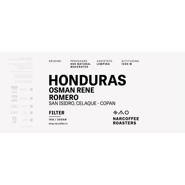 Honduras Osman Rene Romero Filtru