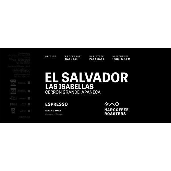 El Salvador Espresso