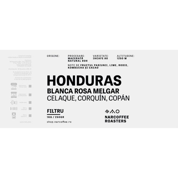 Honduras Blanca Rosa Melgar Filtru