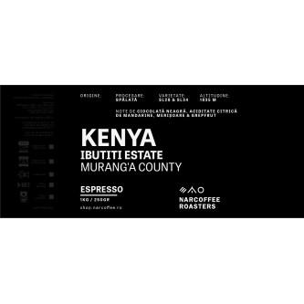 Kenya Ibutiti Estate Espresso