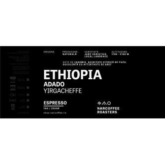 Ethiopia Adado Espresso