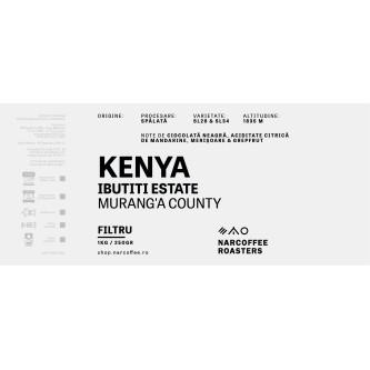 Kenya Ibutiti Estate Filtru