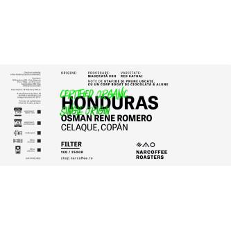 Honduras Osman Rene Romero Organic Filtru