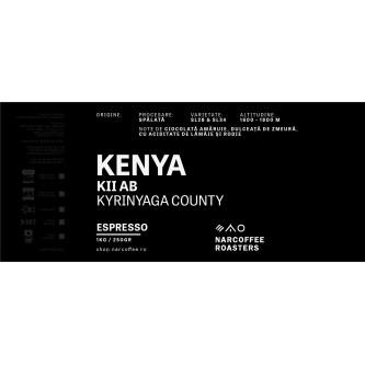 Kenya KII AB Espresso