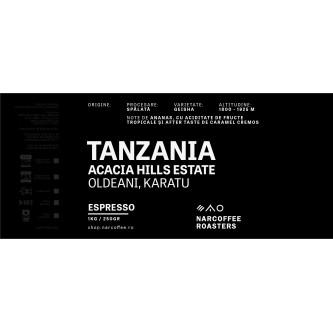 Tanzania Acacia Hills Espresso