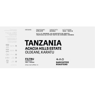 Tanzania Acacia Hills Filtru