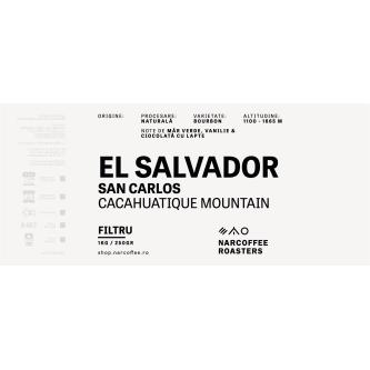 El Salvador San Carlos Filtru