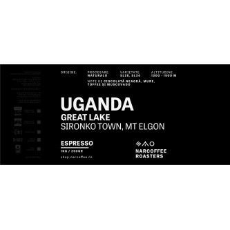 Uganda Great Lake Espresso